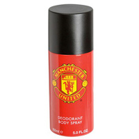 Manchester United RED Deodorant Spray for Men-0