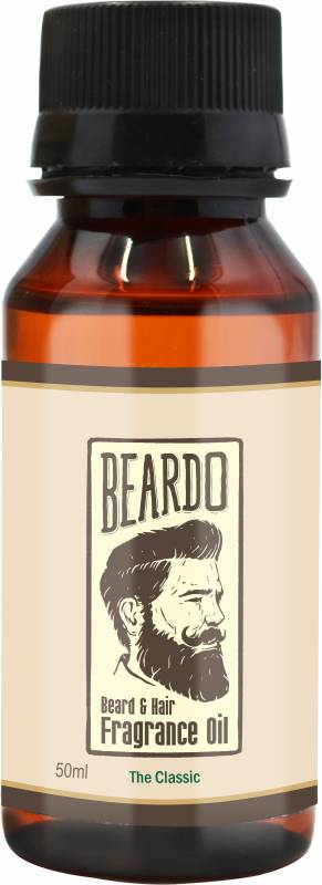 Beardo The Classic Beard & Hair Fragrance Oil