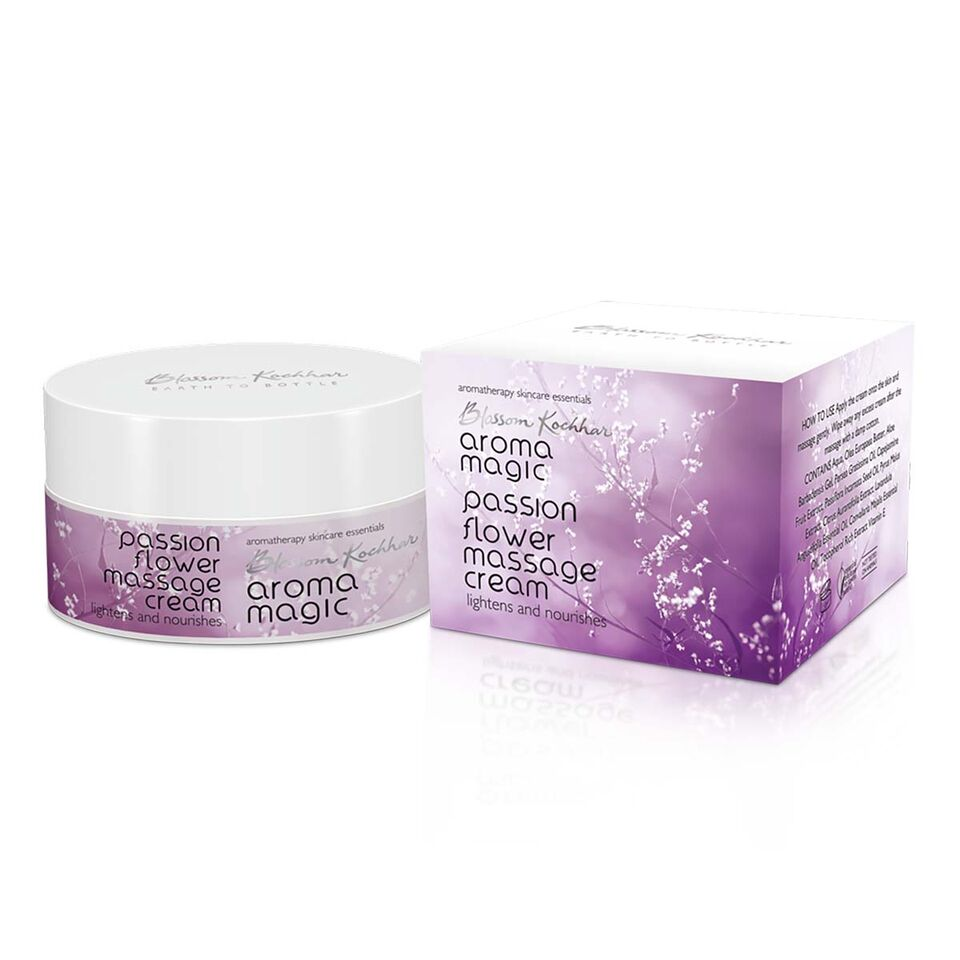 Aroma Magic Passion Flower Massage Cream - 50gm-0