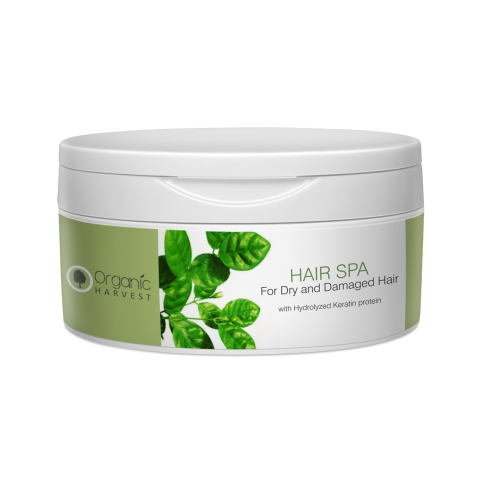 Organic Harvest Hair Spa For Dry & Damage - 200gm-0
