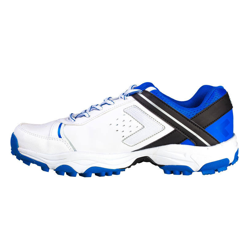 Jr Cricket Shoes Jr Blue CS 300