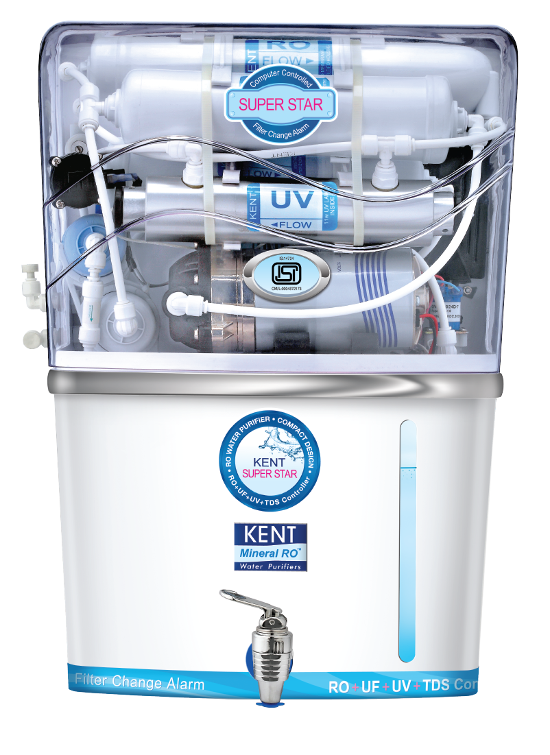 Kent Super Star Mineral RO Water Purifier-0