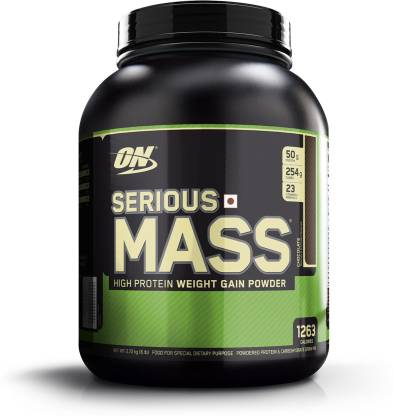 Optimum Nutrition Serious Mass Weight Gainers/Mass Gainers