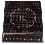 Bajaj Majesty ICX 6 WOV 1600-Watt Induction Cooktop