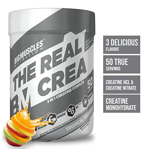 Bigmuscles Nutrition The Real Crea