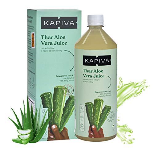Kapiva Thar Aloe Vera Juice - 1L