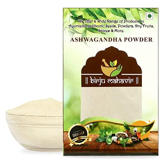 Birju Mahavir 1 Kg Ashwagandha Root Powder - Withania Somnifera