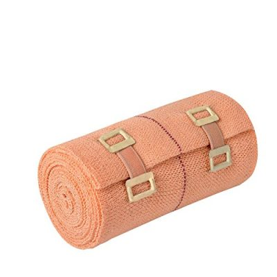 Generic Elastic Crepe Roll for Pain Relieve (6 Inch)