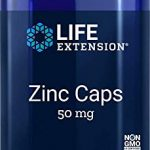 Life Extension Zinc Caps 50 Mg High Potency 90 veg capsules