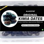 Markstor Original Kimia Dates (with Seeds, 500 GMS)
