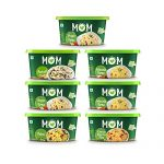 Meal of The Moment MOM Instant Weekly Naashta Saver Bundle (430 g) - Pack of 7