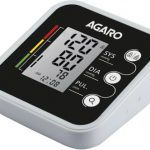 Agaro Automatic Digital Blood Pressure Monitor (Includes Carry Bag & Batteries)/ bp-501 Bp Monitor