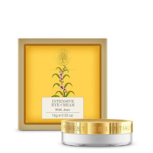 Forest Essentials Intensive Eye Cream with Anise, 15g