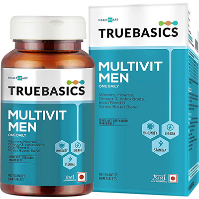 multivitamin capsules for men