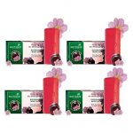 Biotique Bio Himalayan Plum Refreshing Body Soap (150g) (Pack of 4)