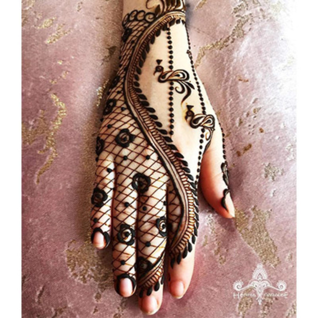 mehendi design book